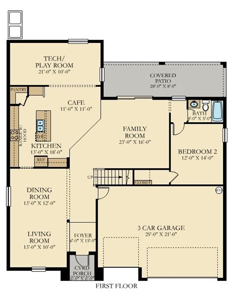 lennar homes floor plans florida lennar townhomes floor plans