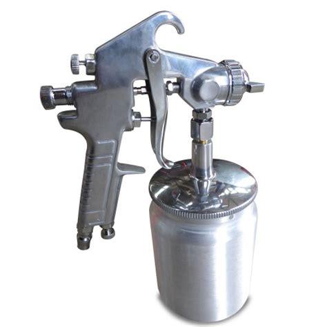 spray paint gun compressor suction feed heavy duty paint spray gun 600ml 1 4 quot air