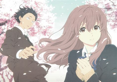 koe no katachi koe no katachi images koe no katachi hd wallpaper and