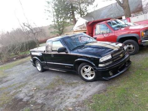 2002 Chevy S10 Xtreme by Purchase Used 2002 Chevy S10 Xtreme 4cyl Auto In Mahopac