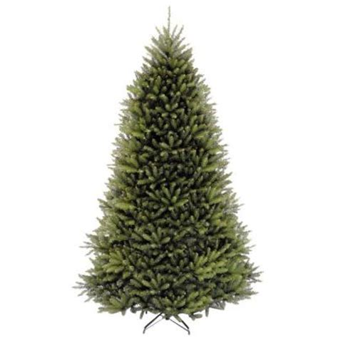 10 ft trees artificial national tree company 10 ft dunhill fir artificial