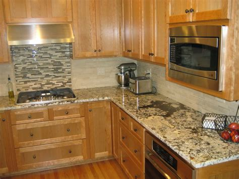 granite tile backsplash granite countertops and tile backsplash ideas home