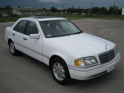 1997 Mercedes C280 by Sell Used 1997 Mercedes C280 White 56 000