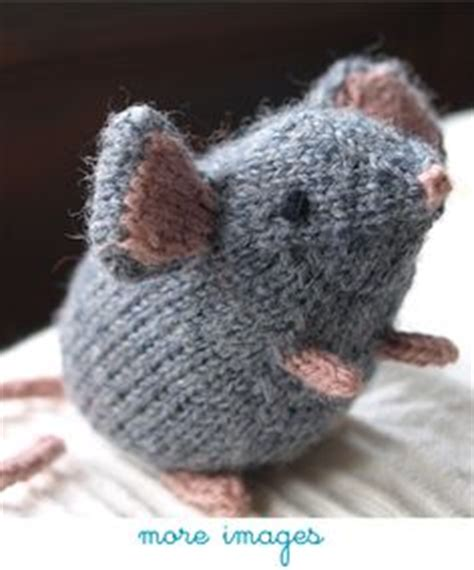 how to knit a mouse cat crochet knit mouse rat hedgehog on crochet