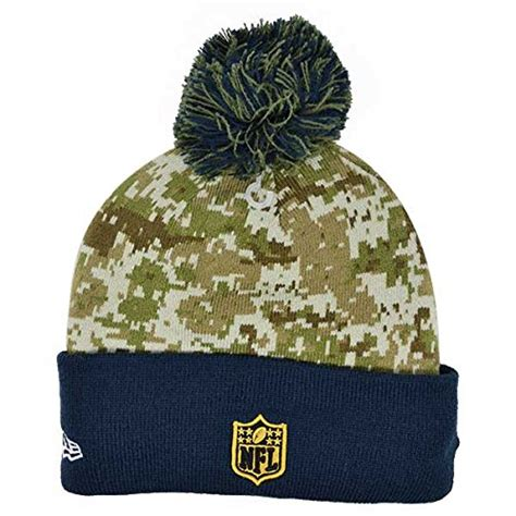 camo knit hat dallas cowboys digital camo onfield sport knit beanie