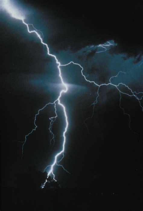 what are thunder thunder and lightning ucar center for science education