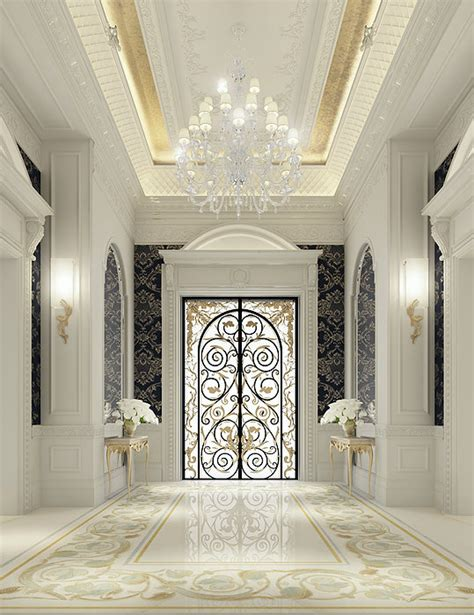 high end interior design companies luxury interior design for an entrance lobby by ions