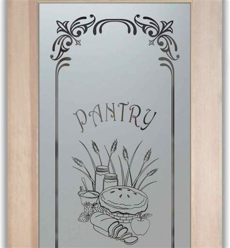 pantry door etched glass pantry doors frosted etched glass designs eclectic