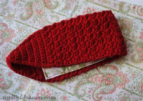 free knitted headband pattern with button closure crochet headband crochet hair acessories