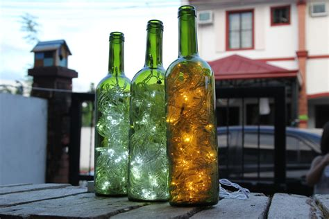 make lights how to make wine bottle accent lights 15 steps with