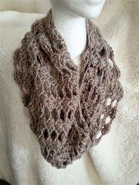 easy lace cowl knitting pattern easy crochet cowl scarf pattern crochet and knit