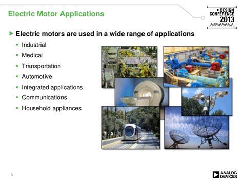 Application Of Electric Motor motor ve2013