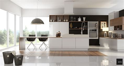 black and white kitchens black white wood kitchens ideas inspiration