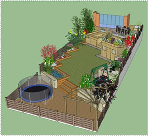 Sloped Lot House Plans sloping gardens