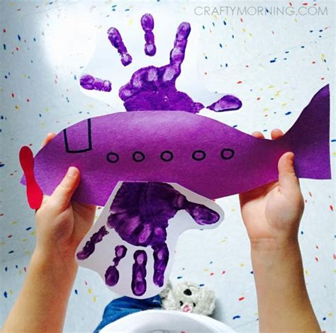airplane craft projects 25 best ideas about airplane crafts on