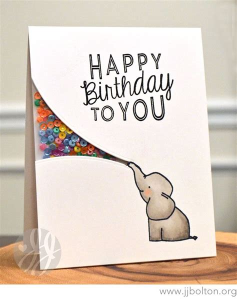 idea of birthday card 25 best ideas about birthday cards on