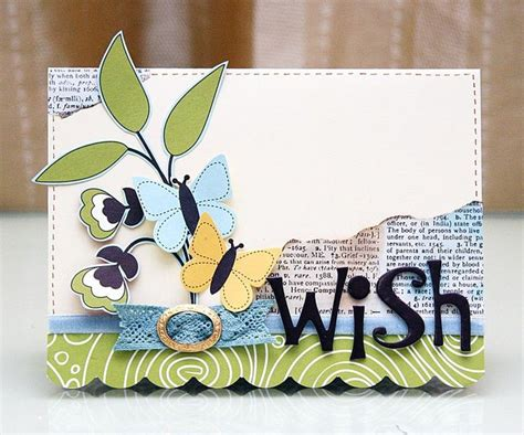 make a card from a photo card handmade scrapbooking layout ideas
