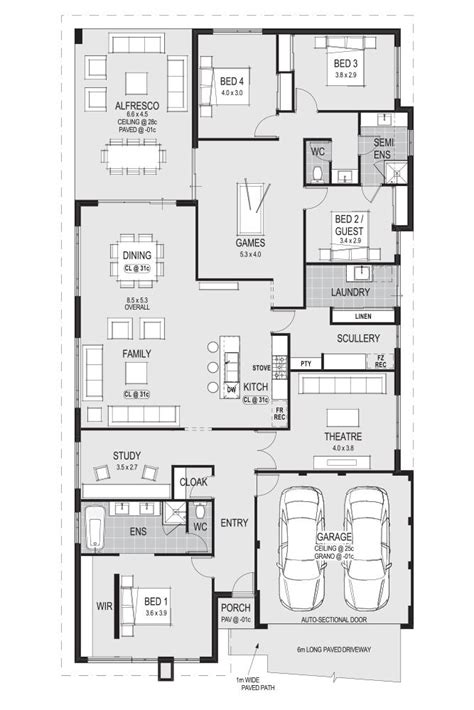 house plans with scullery kitchen laundry scullery the mediterranean home floor plans