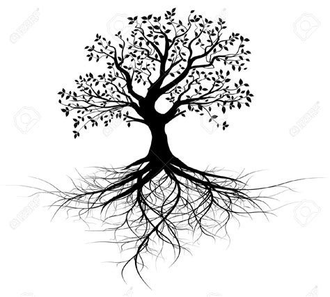 Lighthouse Wall Sticker tree of life with roots clipart clipartsgram com