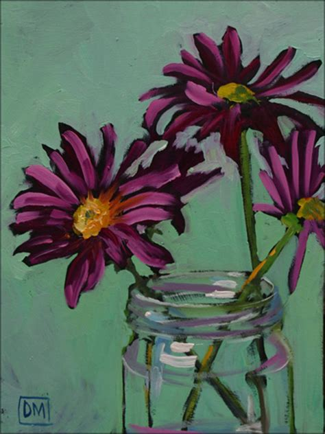 acrylic painting easy flower paintings of flowers i paintings sculpture and