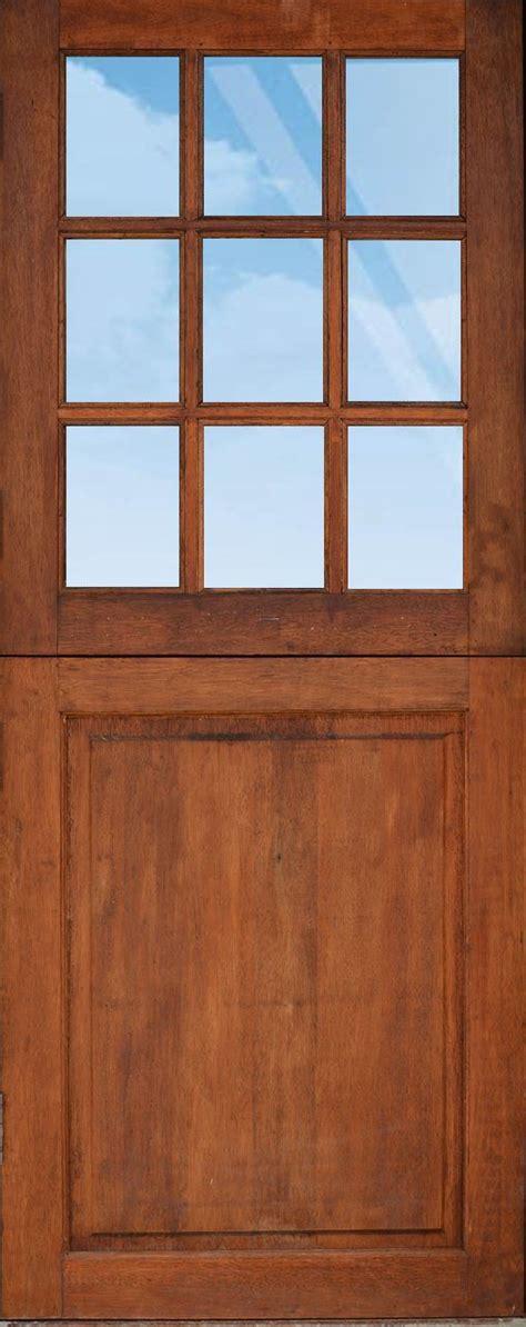 9 light exterior door wooden exterior back doors 28 images solid wooden