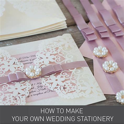 how to make invitations diy wedding stationery invitations wholesale craft