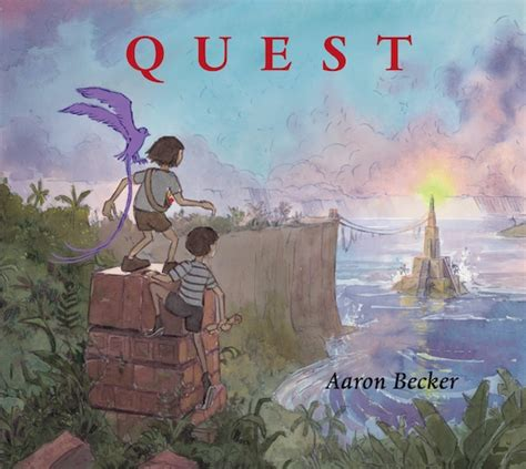 picture books about journeys quest by aaron becker a look at this new children s