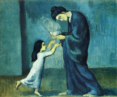 picasso paintings images blue period pablo picasso blue period paintings the soup artist