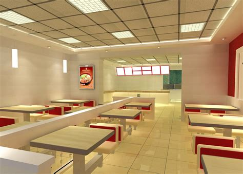 fast food kitchen design fast food interior design picture