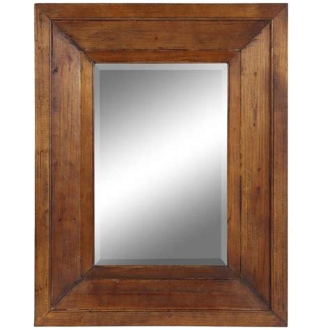 woodworking picture frame plans wood framed mirrors sleek and stylish in decors