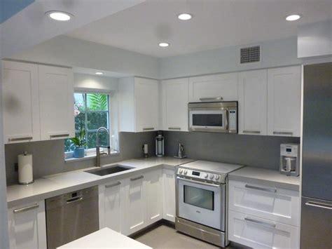 kitchen room new design modern white kitchen cabinet