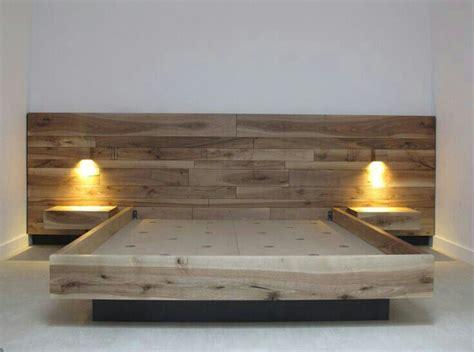 diy wood bed frame 17 best ideas about diy bed frame on pallet