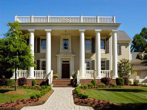 architectural home design styles revival architecture hgtv