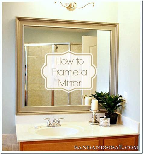 frame around bathroom mirror frame around bathroom mirror arabment