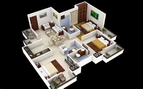 house plans designs 3 bedroom house plans 3d design artdreamshome