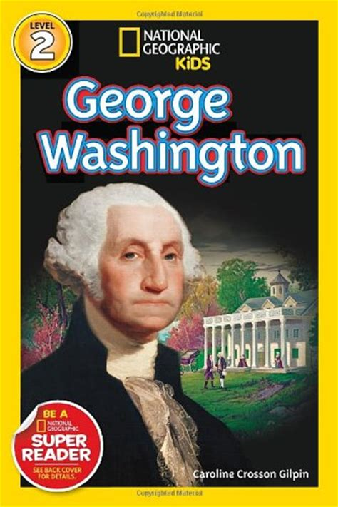 george washington picture book us presidents activity coloring pages for printable