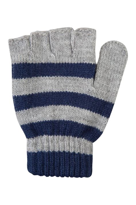 knit gloves mountain warehouse knitted glove ebay