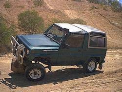 Daihatsu Rocky Lift Kit by Daihatsu Rocky Lift Kit