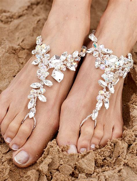 how to make foot jewelry with 2 ideas how to make foot jewelry 11 weddings