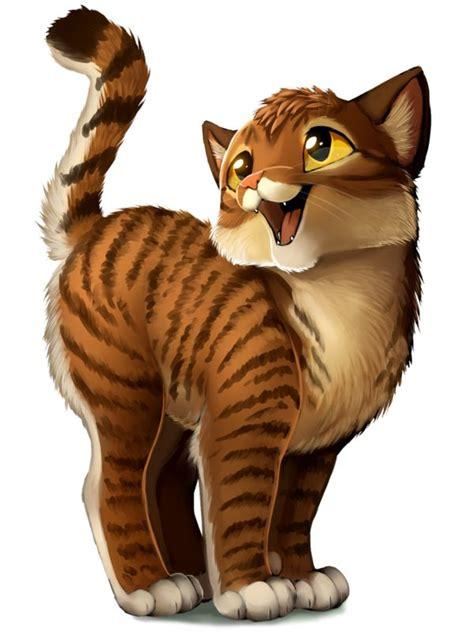 warrior cats so this must be bramblekit brambleclaw bramblestar
