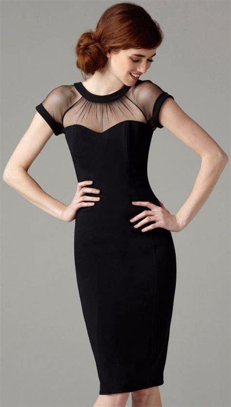 vestidos cortos negro 17 mejores ideas sobre vestidos negros cortos en pinterest