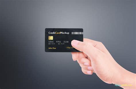 make free credit card free credit card mockup zippypixels