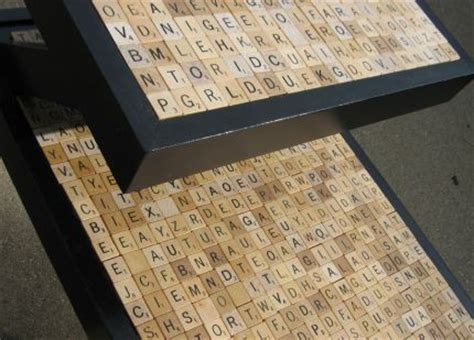how does scrabble end end tables from the 60s are to repurpose i just