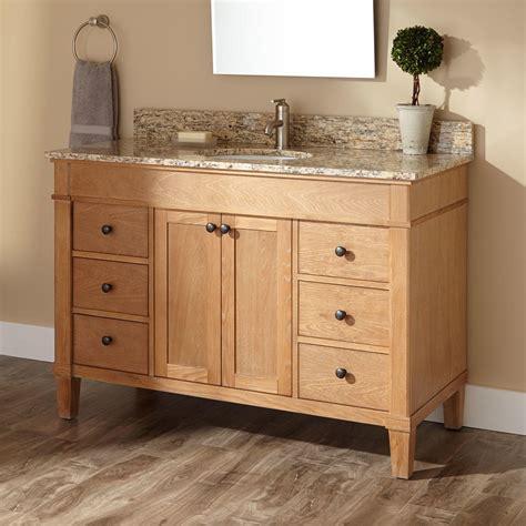 sink for bathroom vanity 48 quot marilla vanity for undermount sink bathroom