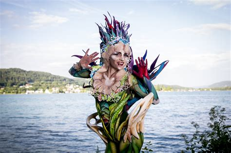 eumundi painting festival 2016 these photographs from austria s world bodypainting
