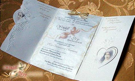 how to make your own wedding cards sles of wedding invitation cards iidaemilia