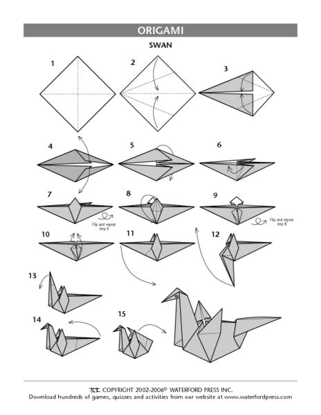 origami lessons for free lesson plan for origami crane comot