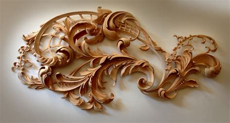 woodworking carving architectural wood carving authentic custom wood carving