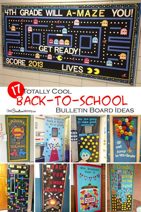 decoration ideas for bulletin board wow the class with these cool back to school bulletin