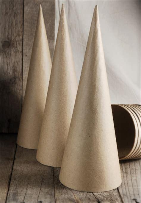 paper cone craft paper cones 14in